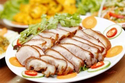 Món thịt thơm ngon hấp dẫn