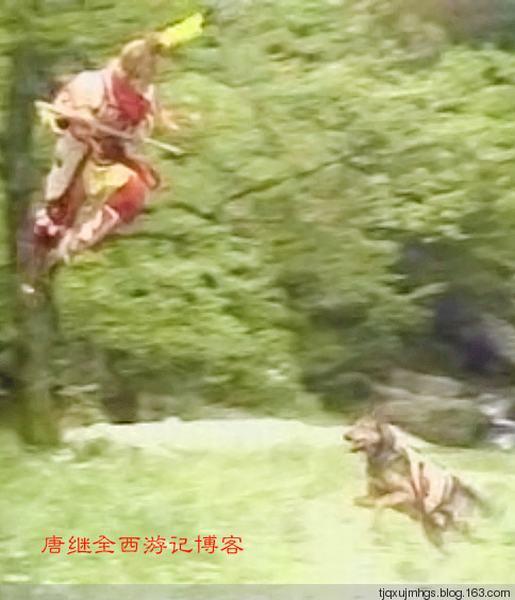 Cảnh Hầu Thiên Khuyển của Nhị Lang Thần đuổi bắt Ngộ Không được lồng phần nhạc có âm hưởng của nhạc rock.