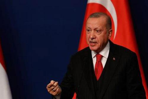 Tổng thống Thổ Nhĩ Kỳ T. Erdogan
