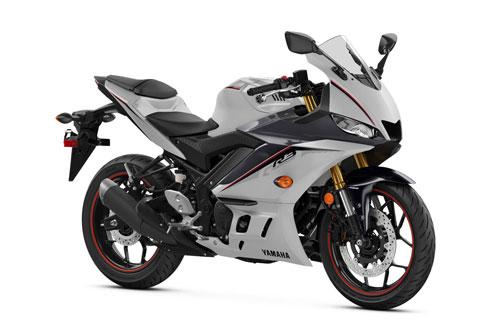 Yamaha YZF-R3 2020.