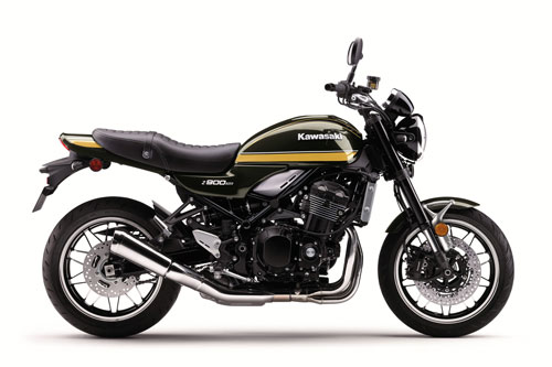 Kawasaki Z900RS 2020.