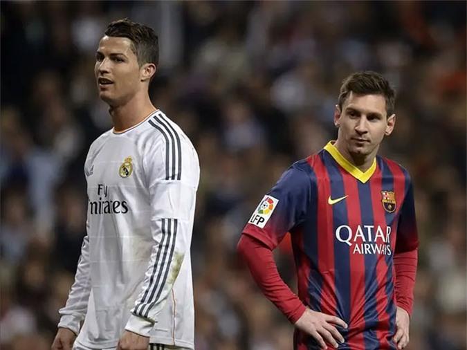 Messi có nhiều hơn Ronaldo 8 bàn ở các trận Siêu kinh điển