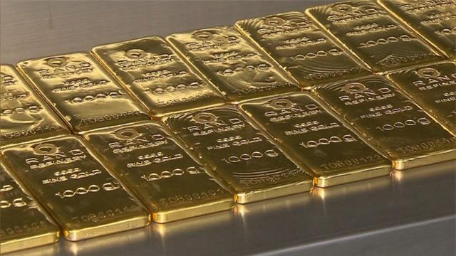 Giá vàng trong nước giảm hơn 500.000 đồng/lượng trong tuần qua - Ảnh 1.