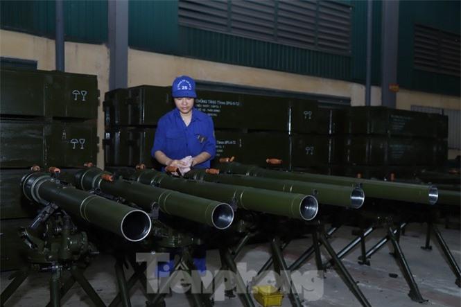 Ngành Công nghiệp Quốc phòng VN đề xuất phát triển tên lửa chống tăng thế hệ mới - ảnh 4