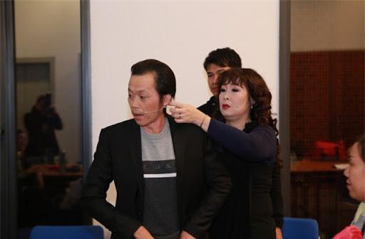 Trường Giang: Phải là Hoài Linh, NSND Hồng Vân mới đủ đẳng cấp nói về hài, chứ tôi không có cửa để nói-2