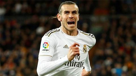 Bale được gọi trở lại đội hình Real sau 2 trận bị gạch tên