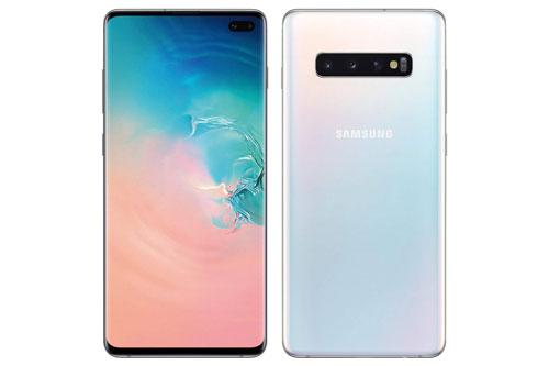 Samsung Galaxy S10 Plus.