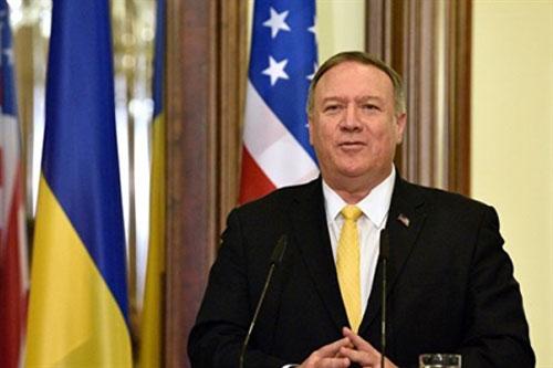 Ngoại trưởng Hoa Kỳ Mike Pompeo đã nhận được đề xuất mới từ Ukraine liên quan đến vấn đề Crimea