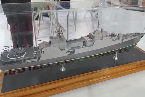 Đại diện nhà máy đóng tàu Zelenodolsk - nơi chế tạo những chiếc Gepard 3.9 cho Hải quân Việt Nam vừa ra thông báo rằng quá trình đàm phán để đóng mới cặp chiến hạm thứ ba đã chấm dứt.