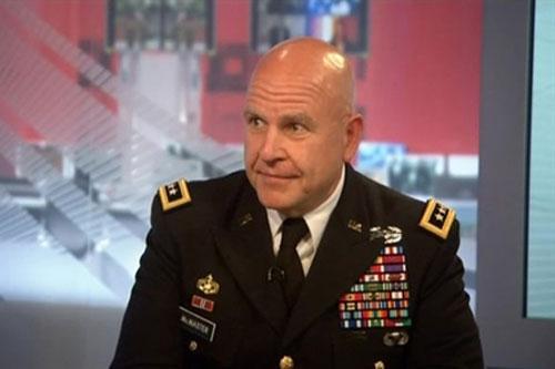 Cựu Cố vấn của Tổng thống Mỹ về An ninh Quốc gia - Trung tướng Herbert McMaster
