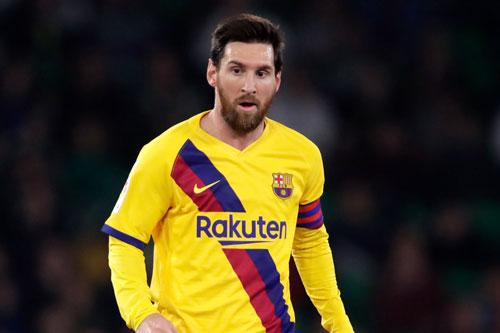 1. Lionel Messi (Barcelona, 140 triệu euro).