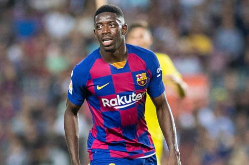 10. Ousmane Dembele (Barcelona, 75 triệu euro).