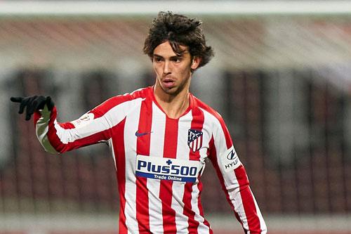 =4. Joao Felix (Atletico Madrid, 100 triệu euro).