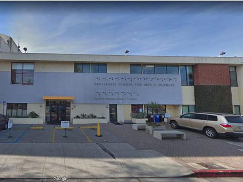 Evan Spiegel sinh năm 1990, và trưởng thành tại khu Pacific Palisades, thành phố Los Angeles (California, Mỹ). Lúc nhỏ, anh theo học tại trường Crossroads với học phí hàng chục nghìn USD mỗi năm. Ảnh: Google Maps.