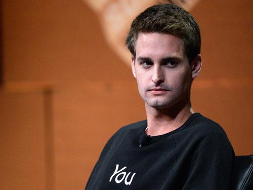 Trước khi lên ý tưởng cho Snapchat vào năm 2011, Spiegel cùng những người bạn của mình đã nhiều lần khởi nghiệp thất bại. Anh thậm chí còn bị đuổi học khi còn là sinh viên năm 2 sau khi các tin nhắn đùa cợt đầy xúc phạm phụ nữ bị tiết lộ. Ảnh: Getty.