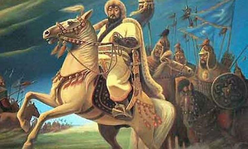 Thành Cát Tư Hãn nổi tiếng với tài cầm quân đánh trận giúp đế chế Mông Cổ giành được nhiều chiến thắng lừng lẫy.