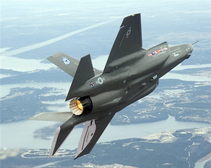 My phat hien gan 1000 loi tren F-35, co loi khien may bay… roi bat ngo-Hinh-7
