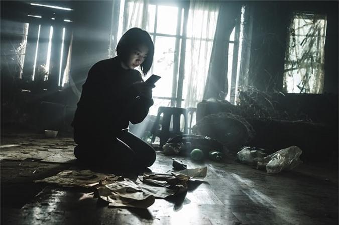 Park Shin Hye tiết lộ lý do đóng phim kinh dị - Ảnh 1.