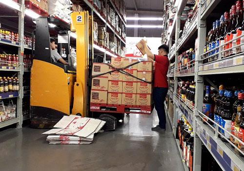 Các siêu thị chuẩn bị nguồn cung nhóm hàng thực phẩm thiết yếu