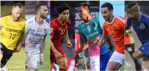 Công Phượng lọt vào top những cầu thủ đáng xem của AFC Cup 2020