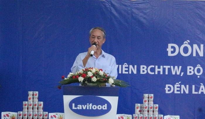 Ông Đặng Ngọc Cẩn, Tổng giám đốc Lavifood