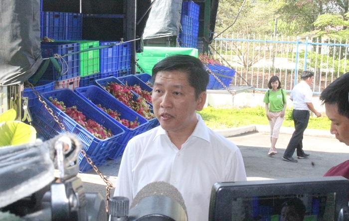 Ông Võ Tấn Hoàng Văn, Tổng Giám đốc SCB chia sẻ thông tin