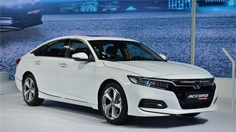 Honda Accord 2020.