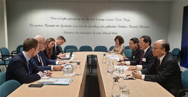 Ấn định lịch bỏ phiếu phê chuẩn hiệp định EVFTA và EVIPA vào ngày 12/02/2020 - Ảnh 3.