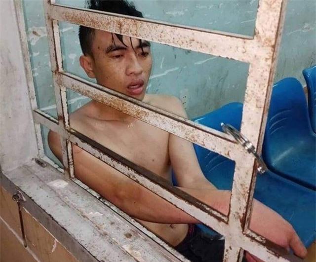 Một thanh niên lao vào trụ sở công an đâm chết dân phòng - 1