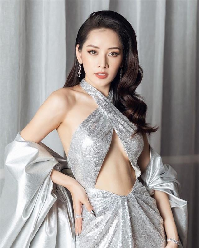 """Chi Pu khoe thân hình nóng bỏng với style """"tuột quần"""" - 4"""