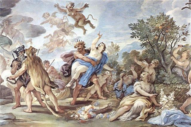 Nero thường xuyên xuôi dòng Tiber xuống Ostia, hoặc qua vịnh Baiae, nơi có nhiều chỗ giải trí như các nhà thổ, hàng ăn dựng lên dọc bờ biển, trong khi những người phụ nữ đứng vẫy gọi ông cập bến.