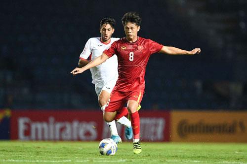 Sau khi giành HCV SEA Games, Thanh Sơn tiếp tục được điền tên tham dự U23 châu Á 2020