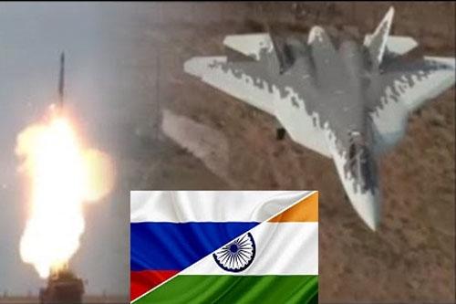 Ấn Độ là khách hàng mua sắm vũ khí lớn nhất của Nga