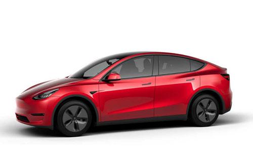 1. Tesla Model Y.