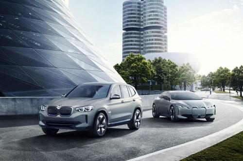 3. BMW iX3.