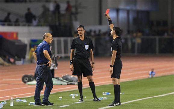 HLV Park Hang-seo chính thức lên tiếng về án phạt từ AFC - Ảnh 1.