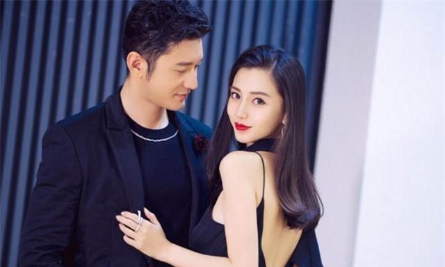 Rộ tin Angelababy và Huỳnh Hiểu Minh đã phân chia tài sản - 1