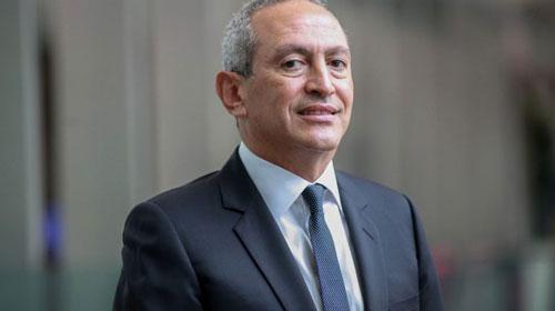 Nassef Sawiris  xếp ở vị trí thứ 2.