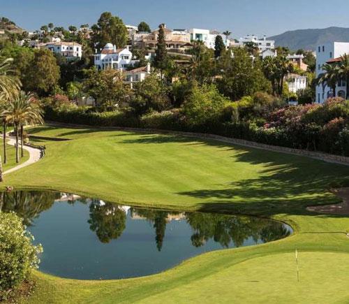 Khách sạn ban đầu ở Marbella mà MU đã đặt trước.