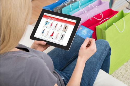 Sử dụng voucher giảm giá là cách mua sắm thông minh.