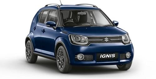 2019 Suzuki Ignis.