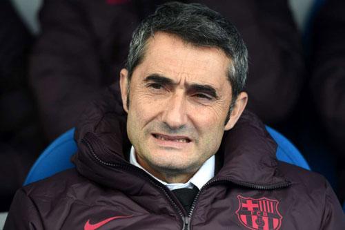 HLV Ernesto Valverde.