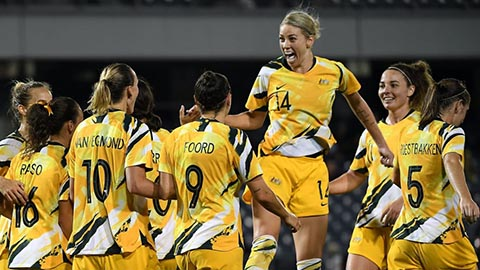 Nữ tuyển thủ Australia đánh giá rất cao ĐT nữ Việt Nam