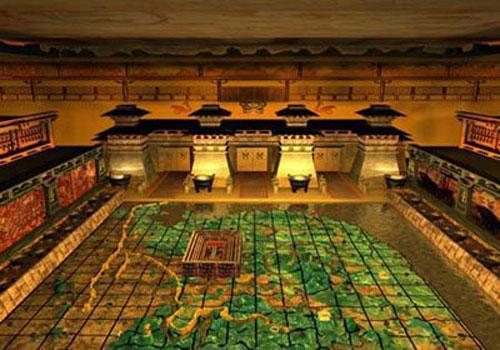 Lăng mộ của Tần Thủy Hoàng
