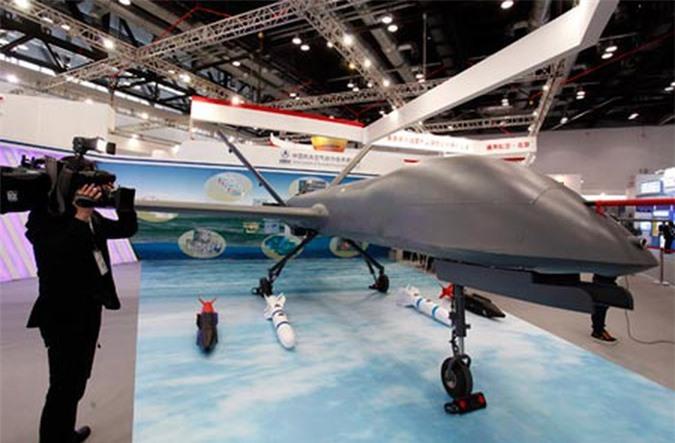 """UAV CH-4 Trung Quoc """"nhai"""" hang My: Gia re di kem chat luong kem-Hinh-2"""