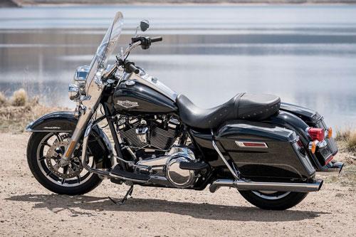 Harley-Davidson Road King.