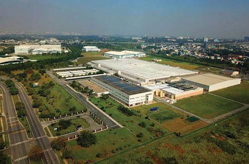 Bất động sản khu công nghiệp tiếp tục lạc quan (Ảnh Internet)