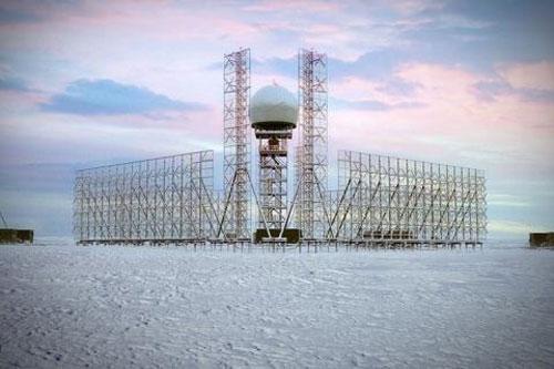 Hệ thống radar bắt tàng hình của Nga.
