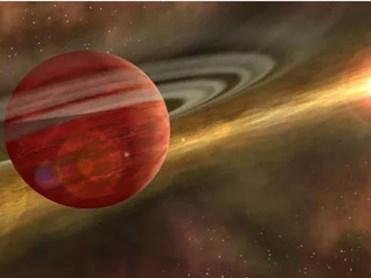 """Phát hiện hành tinh khổng lồ """"mới sinh"""" ở gần Trái đất nhất"""