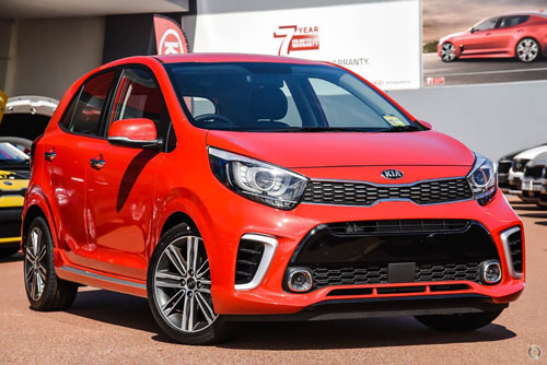3. Kia Picanto (Kia Morning).